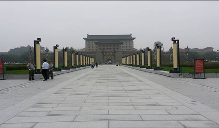 Xi'an South Gate Plaza Comprehensive Upgrade